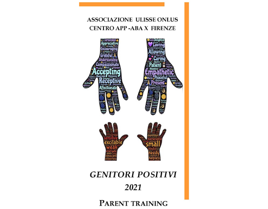 GENITORI POSITIVI – PARENT TRAINING 2021